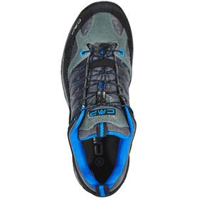 CMP Campagnolo Rigel Low WP - Chaussures Enfant - gris/noir